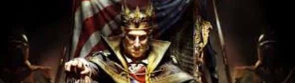 Король сидит на троне