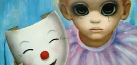 Ребенок и маска