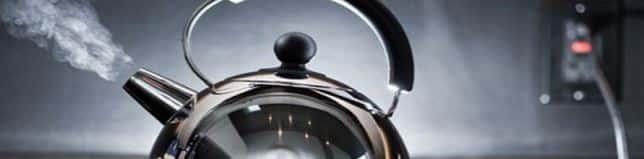 Рост энергии чайника