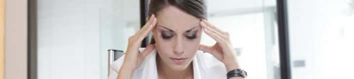 Стресс на работе девушка