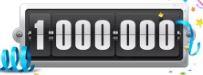Один миллион цифрами