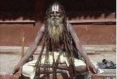 Индийский йог