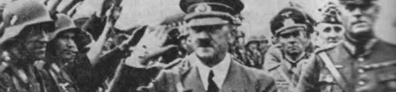 Заходит Адольф Гитлер
