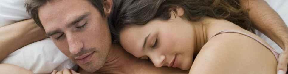 Мужчина с женщиной в комфорте