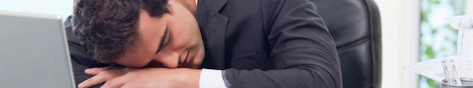 Мужчина дисбаланс на работе