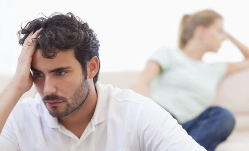 Что делать мужчина обиделся