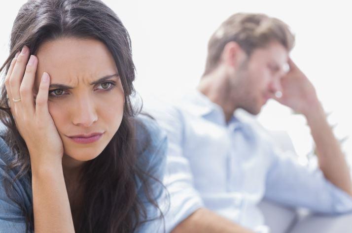 Раздражает мужчина