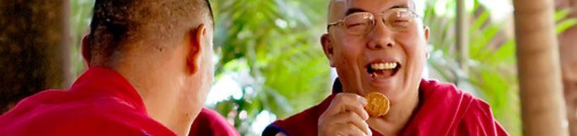 Счастливый буддист